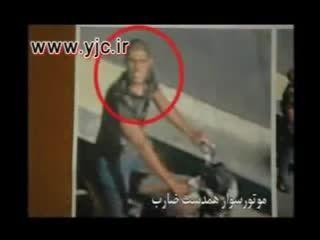 فیلم زورگیران هنگام  ارتکاب جرم و دستگیری آنها