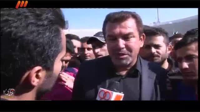 درگذشت هادی نوروزی، جمعه دلگیر فوتبال ایران