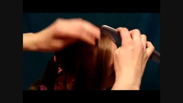مدل مو سفید برفی در فیلم سفید برفی و شکارچی