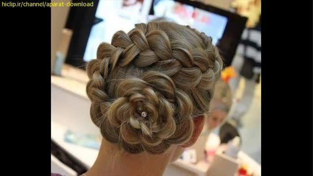 مدل موهای زیبا برای خانمها...