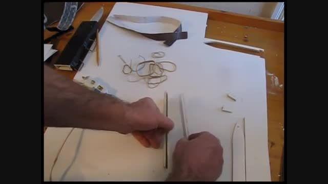 ساخت خنجر پنهان (hidden blade )