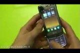 گوشی عجیب LG  باصفحه کلیدی از کریستال شفاف !!!. . .