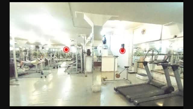 پیناس ویدئوی 360 درجه-باشگاه برادران آذری