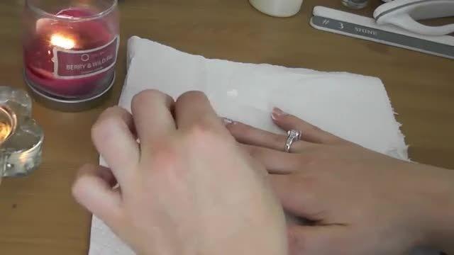 آموزش مانیکور ناخن ها در خانه