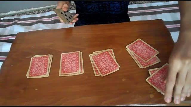 شعبده بازی - چهار شعبده در یک فیلم(قسمت اول)