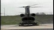 شینوک هلیکوپتر Mechanical Resonance