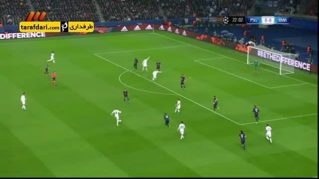 خلاصه بازی پاریسن ژرمن 0-0 رئال مادرید