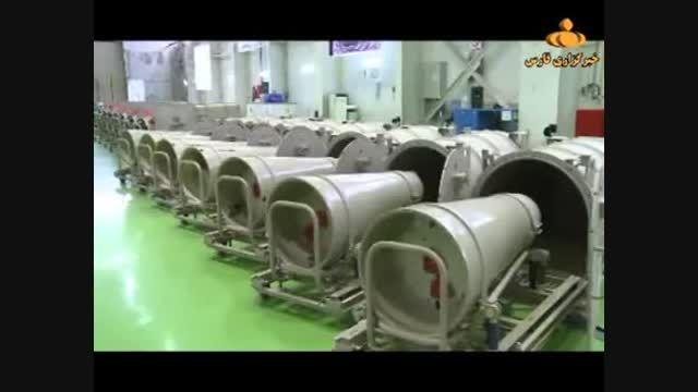 تحویل انبوه موشکهای فاتح-100 و خلیج فارس