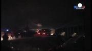 در پی سقوط هواپیمای باری در سیبری تمام سرنشینان آن جان باختن