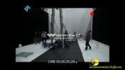گزارشی از پشت صحنه برنامه خیابان ایران-1 شب بیست و هفتم