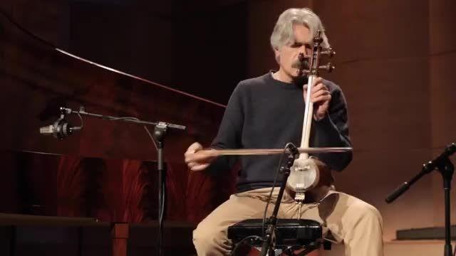 """""""چهار پاره"""": اثری بسیار زیبا از استاد کیهان کلهر"""