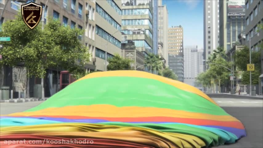 کوشاخودرو - تیزر تبلیغاتی تویوتا یاریس ۲۰۱۶