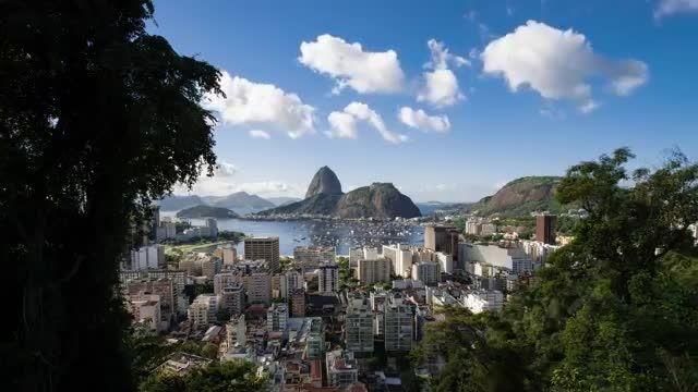 تصاویر 4kو8k از ریو دو ژانیرو در برزیل