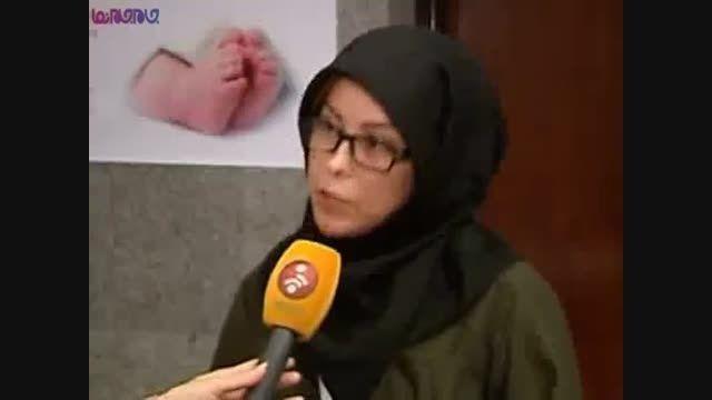 جراحی جنین در بدن مادر در دانشگاه پزشکی شیراز+فیلم کلیپ