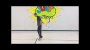آموزش طناب زنی-قسمت اول-طناب جفت ساده