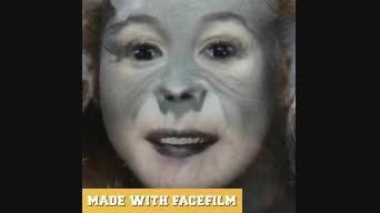 زن ها با آرایش و بدون آرایش