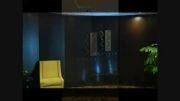 آبنما - آبشار شیشه ای - پرده آب - آبنمای دیواری