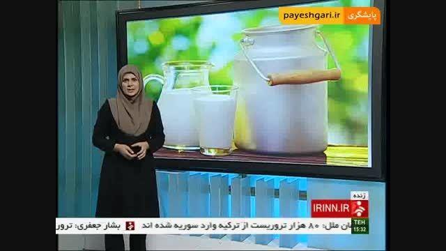 الزام صنایع لبنی به خرید شیر خام 1440 تومانی