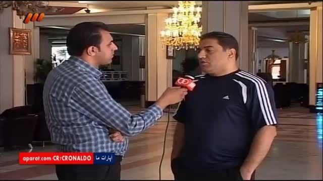 افتضاح فوتبالی به علت اختلاف دو مسئول (نود 9 شهریور)