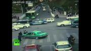 پلیس شجاع راننده هم شجاع