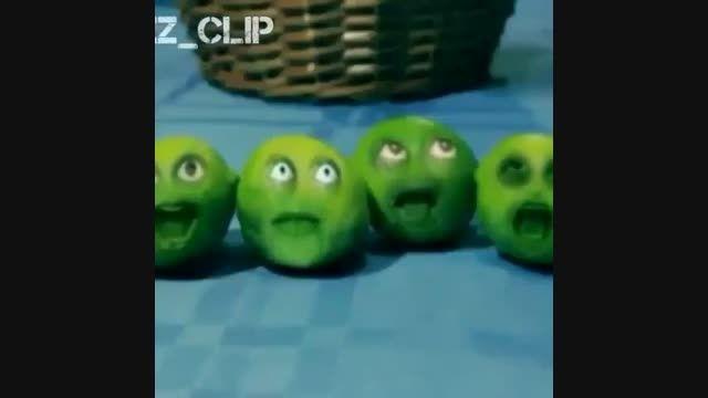لیموهای ناراحت