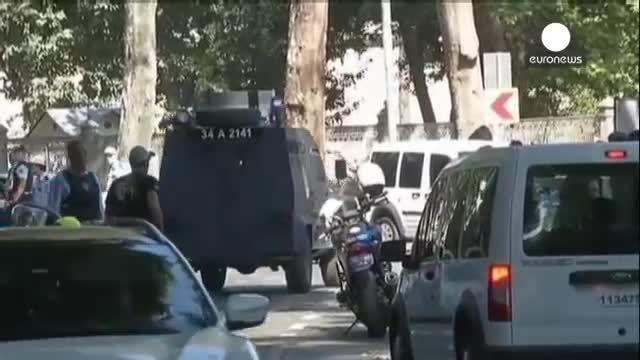 ترکیه بار دیگر هدف حملات مسلحانه قرار گرفت