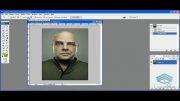 آموزش ساخت یک مجسمه سنگی از تصویر چهره توسط نرم افزار فتوشاپ