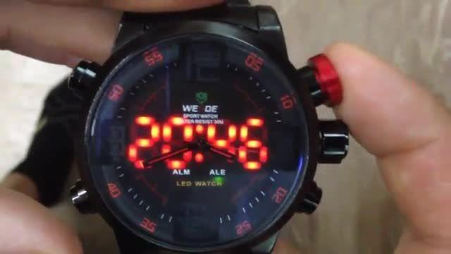ساعت مردانه وید(weide)