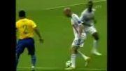 زیدان -- فوتبالیست محبوب من