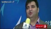 گزارش کامل روز اول نمایندگان ایران در مسابقات اینچئون