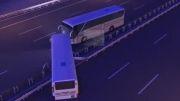 زخمی و کشته شدن 44 نفر مسافر در جاده تهران