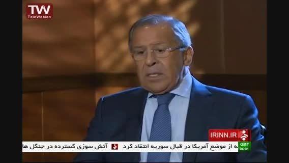 انتقاد روسیه از آمریکا درباره موضع گیری در برابر سوریه