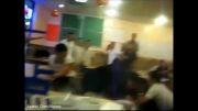 درگیری شدید در رستوران چینی