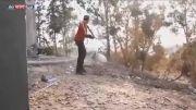 ویدئویی از آخرین درگیری ها در لیبی☟
