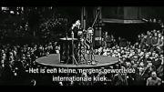 سخنرانی آدولف هیتلر در مورد یهودیان (آنان که همه جا هستند هیج جا نیستند)