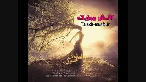 آهنگ جدید محسن چاوشی به نام بید بی مجنون