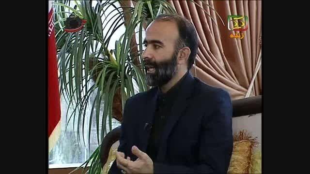 سلمان روحی:ملت ایران همواره یار و یاور مظلومان بوده است