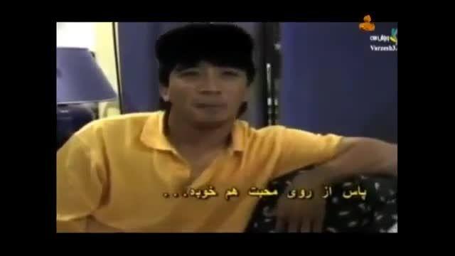 ویدیوی قدیمی از گپ و گفت خداداد عزیزی و علی دایی