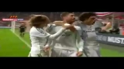 گل دوم راموس؛بایرن-رئال (لیگ قهرمانان اروپا)