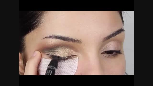 آموزش آرایش کامل صورت به شیوه کیم کارداشیان