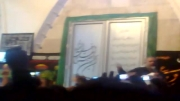 واقعی...سر امام حسین در مسجد عباسی تهران