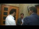 ارتباطات در زمان استراحت - سومین نشست مدیران ایران