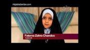 داستان حجاب از زبان دخترک 6 ساله (یگانه زهرا)
