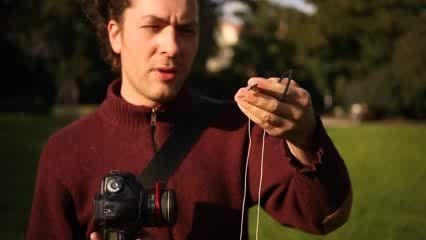 چطور در 90 ثانیه یک تصویر پانوراما بگیریم؟