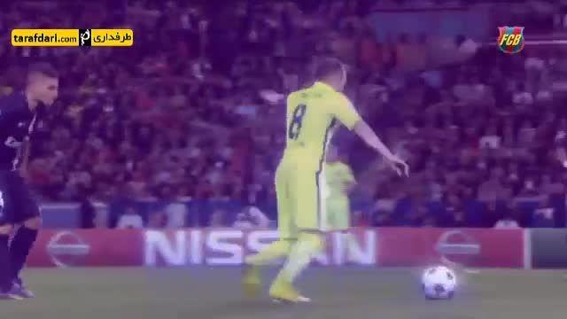 بارسلونا به فینال برلین رسید