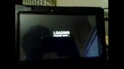 ویدئو ی اجرای بازی dead trigger روی تبلت مارشال me-700b