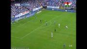 گل سوم رئال مادرید به لاکرونیا