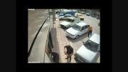 سرقت در ایران کمتر از 6 ثانیه ای