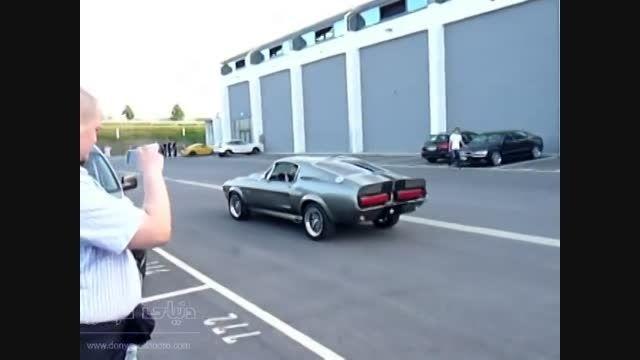 خودروی روئیایی فیلم سرقت در 60 ثانیه، شلبی Eleanor