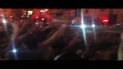 شادی خیابانی مردم با آهنگ رویای ما در تهران، سعادت آباد بعد از راه یابی به جام جهانی
